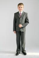 костюм - серая п/вискоза (арт.26650)
