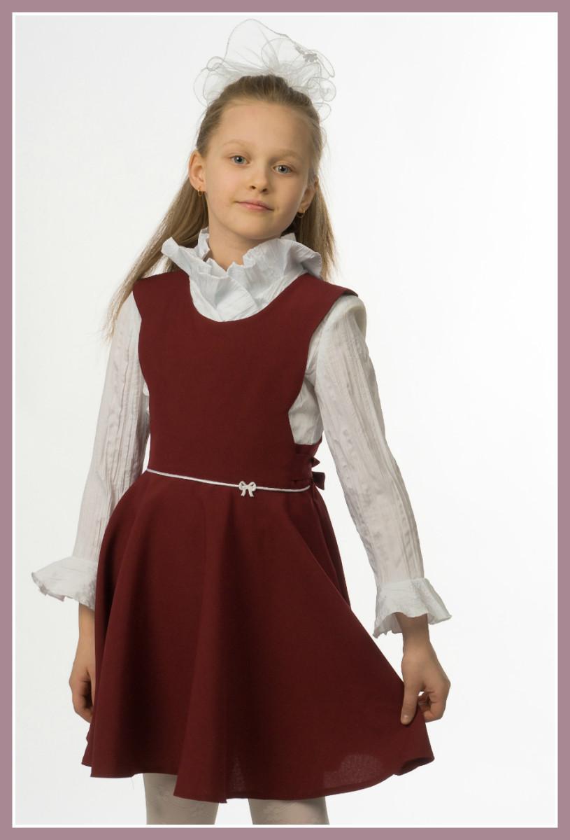 Купить Школьную Блузку Для Девочки Дешево