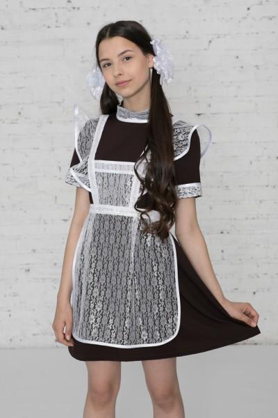 Платье — короткий рукав