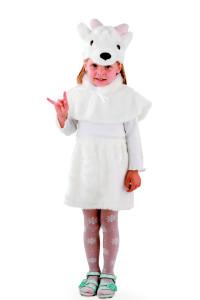 Козочка белая(166)