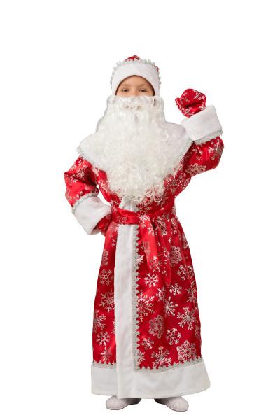Дед Мороз сатин дет.-1206