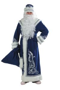 Дед Мороз апплик. син.(146-1)