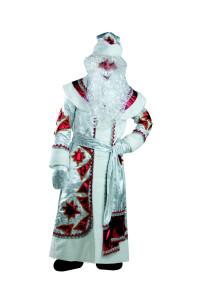 6. Дед Мороз серебряно-красн.(161)