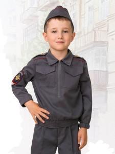 полицейский 3х4